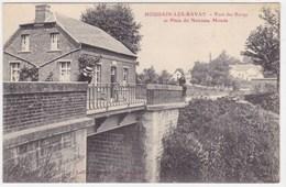 Nord - Houdain-les-Bavay - Pont Des Rocqs Et Place Du Nouveau Monde - France