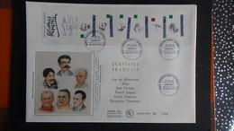 B218 France Année 1993 Belle Enveloppe 1er Jour (dimension 24,5 Cm - 17,7 Cm) - FDC