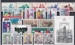 DDR Kleine Verzameling  **, Zeer Mooi Lot K1040 - Timbres