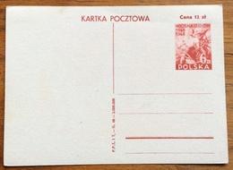 UOVA DI CIOCCOLATO PANDORO POLONIA  DOPISNICA CARTOLINA POSTALE PORT CARD 6 Zt / Cena 12 Zt -BUONE FESTE - 1945-1992 Repubblica Socialista Federale Di Jugoslavia