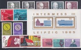 DDR Kleine Verzameling  **, Zeer Mooi Lot K1041 - Timbres