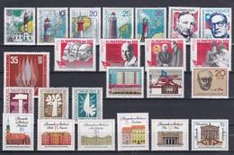 DDR Kleine Verzameling  **, Zeer Mooi Lot K1043 - Timbres