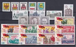 DDR Kleine Verzameling  **, Zeer Mooi Lot K1044 - Timbres