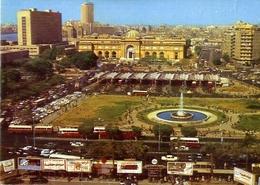 Cairo - El Tahrir Square - Formato Grande Viaggiata – E 14 - Cairo