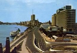 Cairo - The River Nile - Formato Grande Non Viaggiata – E 14 - Cairo