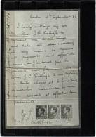 LCTN59/ALS 2 - ROYAUME UNI - PHOTOCOPIE D'UN ACTE NOTARIE DE 1936 - Royaume-Uni