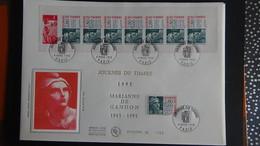 B218 France Année 1995 Belle Enveloppe 1er Jour (dimension 24,5 Cm - 17,7 Cm) - FDC