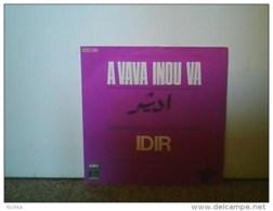 Idir -A Vava Inou Va/Tomacahut N'teskurt - World Music