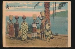 NATIVES  EAST AFRICA - Cartes Postales