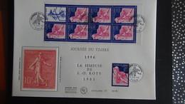 B218 France Année 1996 Belle Enveloppe 1er Jour (dimension 24,5 Cm - 17,7 Cm) - FDC