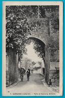 Guérande - Porte Et Faubourg Bizienne - Guérande