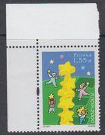 Europa Cept 2000 Poland 1v (corner) ** Mnh (45698B) - 2000