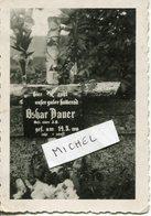 MONT SAINT MARTIN. (REILLON). 1940. Tombe Provisoire De BAUER Oskar - 1939-45