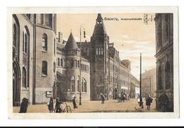 GLIWICE GLEIWITZ  (Pologne) Niederwallstrasse - Poland