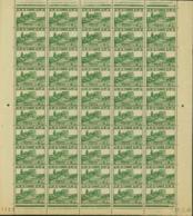 Tunisie 1945 - Timbres Neufs (MNH). Yvert Nr.: 288- Feuille De 50 Timbres..... (VG) DC5345 - Tunisie (1888-1955)