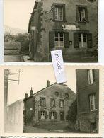 Ardennes. LAIFOUR. 1959 Le Bureau Des Postes. 2 Photos - Photos