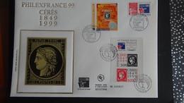 B218 France Année 1999 Belle Enveloppe 1er Jour (dimension 24,5 Cm - 17,7 Cm) - FDC