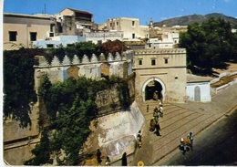 Teuan - Marruecos - Puerta De La Reina - Formato Grande Viaggiata – E 14 - Cartoline
