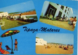 Tipaza  Matares - Formato Grande Viaggiata – E 14 - Cartoline