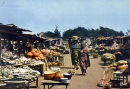Togo - Lome - Benigranto Market - Formato Grande Viaggiata – E 14 - Cartoline