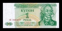 Transnistria 1 Ruble 1994 Pick 16 SC UNC - Billetes
