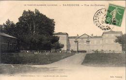 D82  BARDIGUES  Vue Du Château - Other Municipalities
