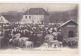 Nièvre - Chatillon-en-Bazois - Le Champ De Foire (2) - Chatillon En Bazois