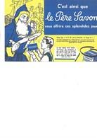 """BUVARDS -LOT DE 5 BUVARDS ILLUSTRES """" LE PERE SAVON """" - Parfum & Kosmetik"""