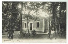 ROYAN Villa Joeriquet- Circulée 1913 - Royan