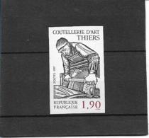 FRANCE N°2467 Non Dentelé - Neuf** - SUP - - No Dentado