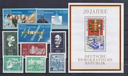 DDR Kleine Verzameling  **, Zeer Mooi Lot K1045 - Timbres