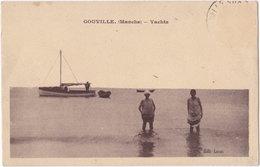 50. GOUVILLE. Yachts - France