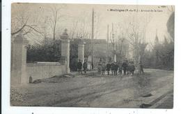 Molleges Avenue De La Gare - Francia