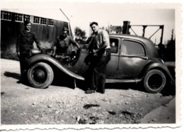 Camp Stalag 155 - 1950 Photo Automobile - Cars