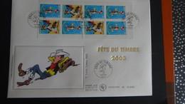 B218 France Année 2003 Belle Enveloppe 1er Jour (dimension 24,5 Cm - 17,7 Cm) - FDC
