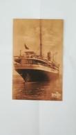 """BELLE CPA CIRCULEE EN 1932 - PACIFIC LINE RMS """"ORDUNA"""" - Dampfer"""