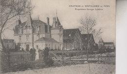 CHATEAU ET DISTILLERIE DE FORS - France