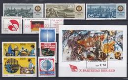 DDR Kleine Verzameling  **, Zeer Mooi Lot K1048 - Stamps