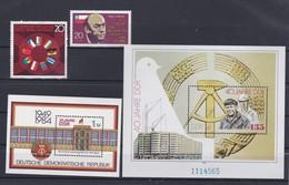 DDR Kleine Verzameling  **, Zeer Mooi Lot K1050 - Timbres