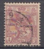 Pays-Bas 1921 Mi.nr: 105  Königin Wilhelmina  Oblitérés / Used / Gest. - Gebraucht