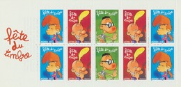 BANDE CARNET 3751A  ANNEE 2005  NEUF** - Stamp Day