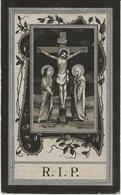 DP. AMBROSIUS THEUNINCK ° ZARREN 1840- + HANDZAEME 1913 - Religion & Esotérisme