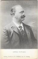 MONT DE MARSAN (40) Henri Duparc Compositeur Né à Mont De Marsan En 1848 - Mont De Marsan