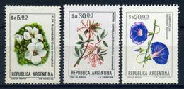 Argentina 1984 / Flowers MNH Fleurs Blumen Flores / Hn20  5-6 - Vegetales