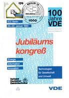 Germany Maximum Card 1993: Association Of German Electrotechnics. Verband Deutscher Elektrotechniker VDE - Gesundheit