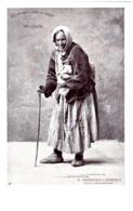 COLLECTION DE TYPES DE CORFOU - Mendiante - Griechenland