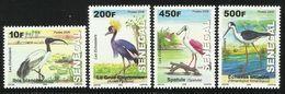 SENEGAL  2011  BIRDS  SET  MNH - Uccelli