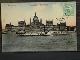 D3 - Budapest - Parlament - Orszaghaz - 1911 - Hongarije