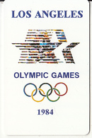 USA - Los Angeles 1984 Olympics, US Promotion Prepaid Card, Tirage 2000, Exp.date 31/08/97, Used - Jeux Olympiques