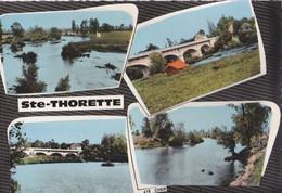 Carte 1960 STE THORETTE / MULTIVUES - Autres Communes